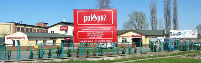 Siedziba firmy POL-POZ